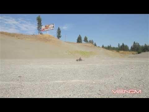 Venom VMX 450 RC Motorcycle