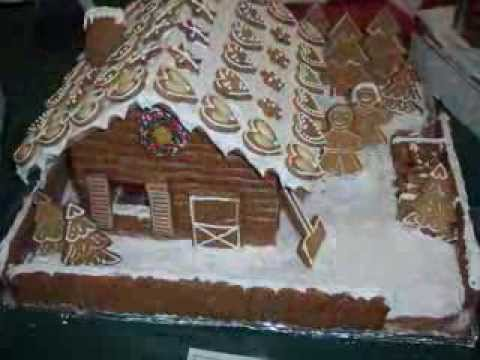 2013 Port of Bellingham WA - Gingerbread House Contest