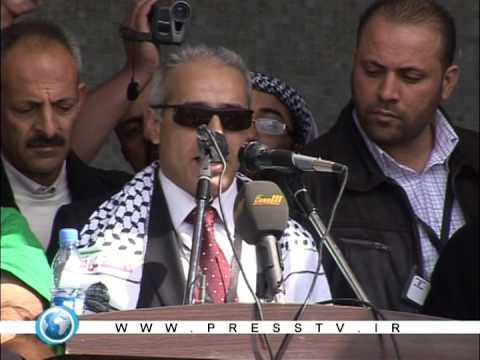 Viva Palestina News Reports - Libya (4 of 10)