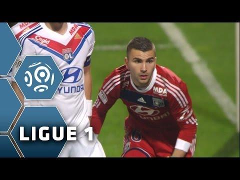 Anthony Lopes' BRILLIANT game - OL - PSG (1-0) - Ligue 1 - 2013/2014