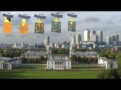 Greenwich Park,  landscape and garden tour and history video
