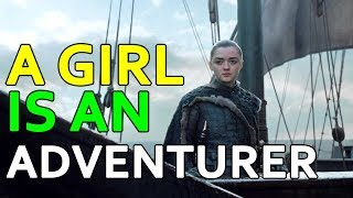 Arya Stark Spin-Off Series? It Can Be Good For HBO!