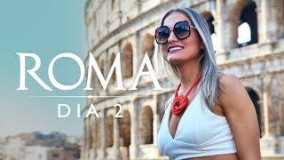 Roma - Coliseu, Fórum Romano e Trastevere - Vlog de viagem na Italia
