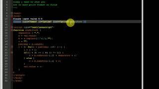 Making Price Format on Javascript