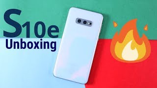 Samsung Galaxy S10e Unboxing & First Look
