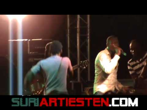 Koyeba Live Feat Enver, Young Money Badderman, Not Nice (suriartiesten) video