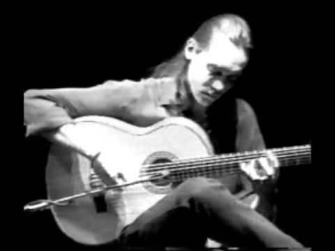 Vicente Amigo - Live - Sierra Del Agua (Paris 1996)