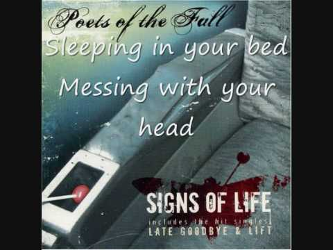Poets Of The Fall - Sleep Lyrics