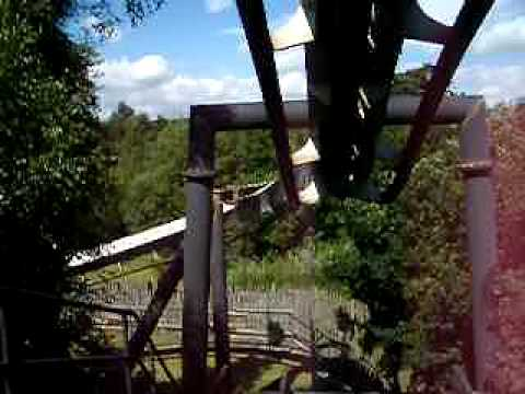 Alton Towers - Nemesis Rollercoaster