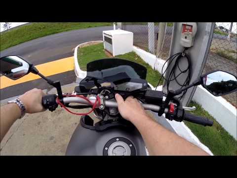 Fx3 MT09 - Consumo da moto, impressões após 1500km rodados.