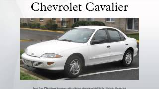 J-Body Chevy Cavalier How To