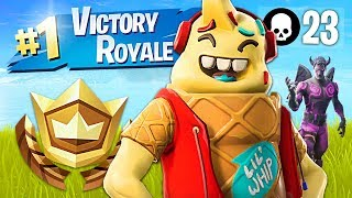 Winning in Solos!! // Pro Fortnite Player // 1900 Wins (Fortnite Battle Royale Gameplay)