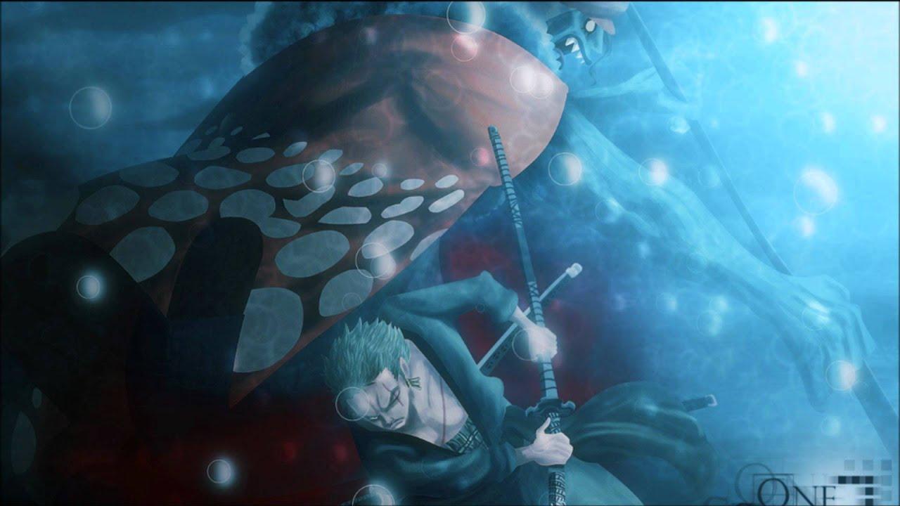 one piece ost - spirited swordsman zoro