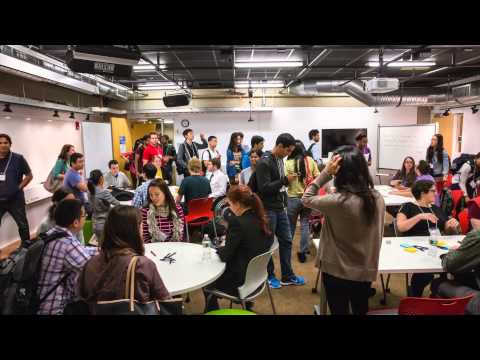 Education Hackathon 2014 in 90 seconds