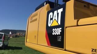 Brand New Cat 330 F LN #Excavator #Walkaround