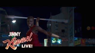 Danai Gurira on Black Panther