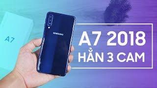 Samsung A7 2018: Sao không bán SỚM hơn???