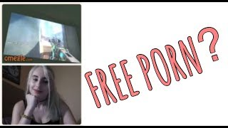 FREE PORN? | Omegle chat