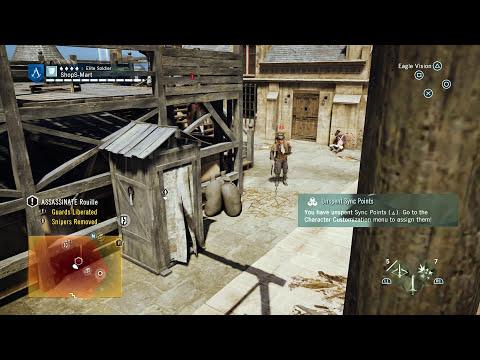 Assassin's Creed Unity - 100% Walkthrough Part 19 -  Sequence 8 Memory 2 - September Massacres
