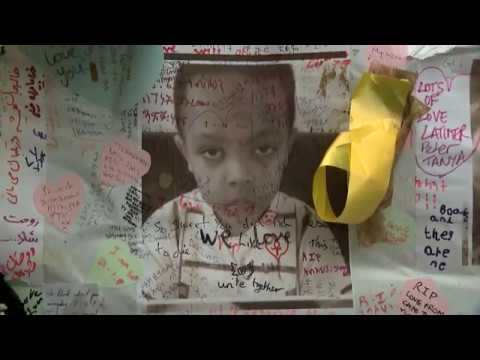 Grenfell Tower: Baby Leena buried with parents and sister