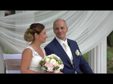 Anett és Ákos esküvői videó