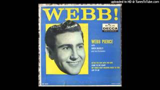 Webb Pierce - After The Boy Gets The Girl