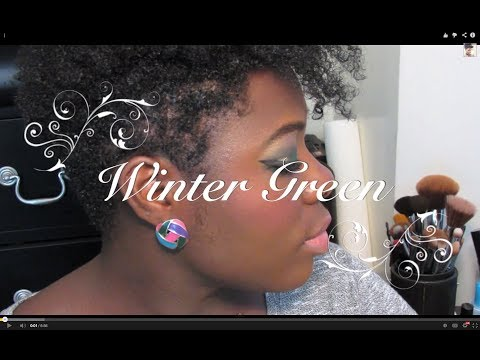456| Winter Green Tutorial - Jenell Stewart
