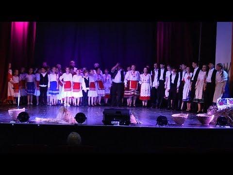 -Звітний концерт- відділу культури та туризму Берегівської РДА  1.06.2018р.