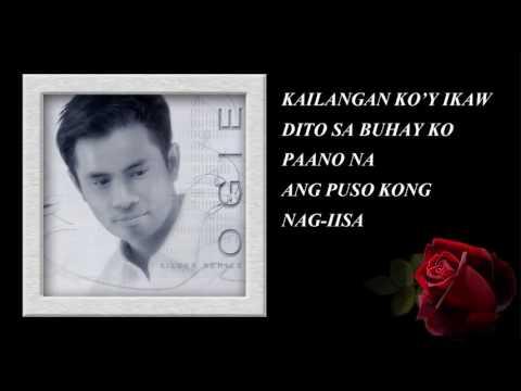 Ogie Alcasid - Kailangan Koy Ikaw