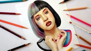 Speed Drawing: Melanie Martinez