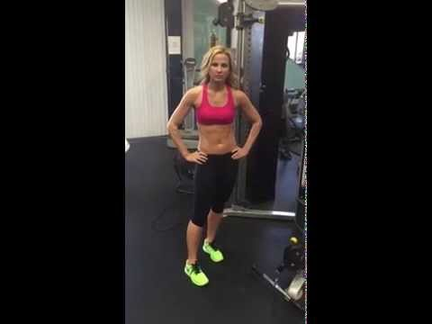 Fitness Tip of The Day: Compound Exercise Cable Squat Curl