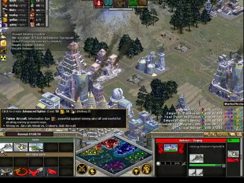 Rise Of Nations -Chinese- Part 6