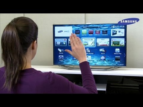 New Samsung's Smart TV - Walt Mossberg Review