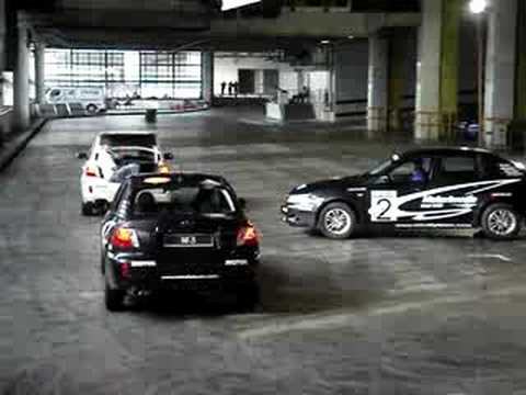 Subaru Stunt Show - Russ Swift - Part 3