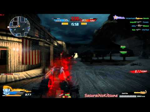 [AFO: Absolute Force Online] Beta Gameplay Test Long Ver.