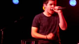 David Archuleta - Your Eyes Don't Lie (Live)