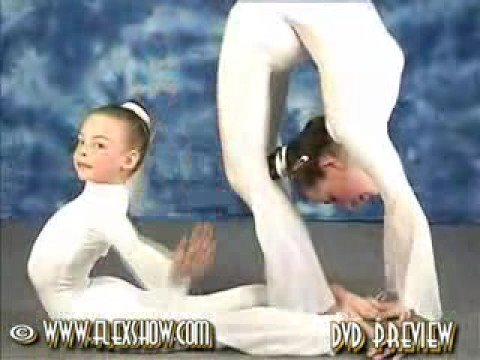 olesya contortion
