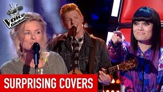 Download Lagu The Voice | SURPRISING COVERS in The Blind Auditions Gratis STAFABAND
