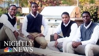 Quadruple Blessing: Ohio Quadruplets Accepted Into Ivy League Schools | NBC Nightly News