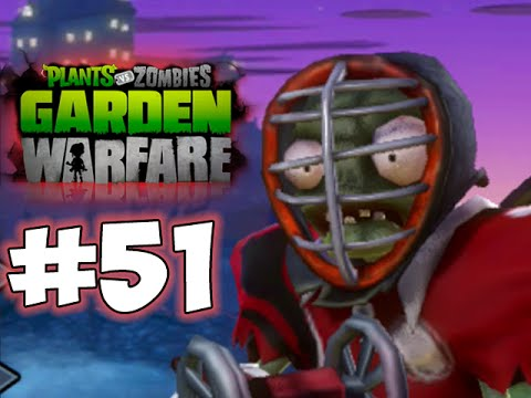 Plants Vs. Zombies - GARDEN WARFARE - PART 51 - CRICKET STAR! (HD GAMEPLAY)