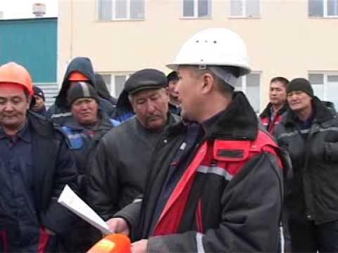 ТОО «Тechno Trading LTD» из-за забастовки  своих сотрудников  несет миллионные убытки