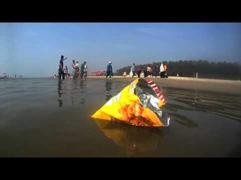 Oceanic Plastic Pollution Bangladesh