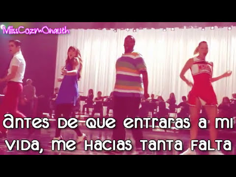 Call Me Maybe - Glee (Traducida al español)