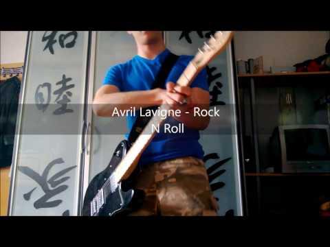 Avril Lavigne   Rock N Roll (cover) video