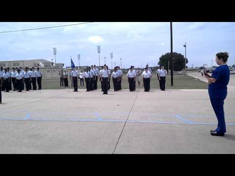 Airline High School AFJROTC 5/3/2012