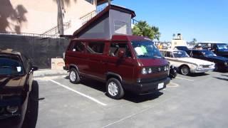 Classic 1990 VW Westfalia R/V Van For Sale - Vanagon Camper $65K