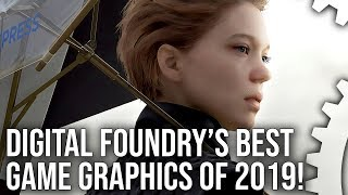 Digital Foundry's Best Game Graphics Of 2019: The Year's Best Tech In Review!