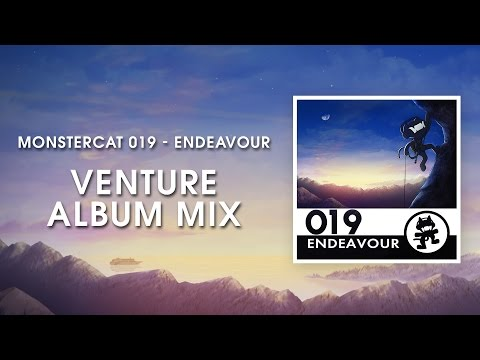 Monstercat 019 - Endeavour (Venture Album Mix)  [1 Hour of Electronic Music]
