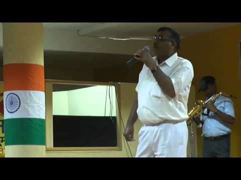 Aye Mere Pyare Watan patriotic Manna Dey Number sung by Roshan...