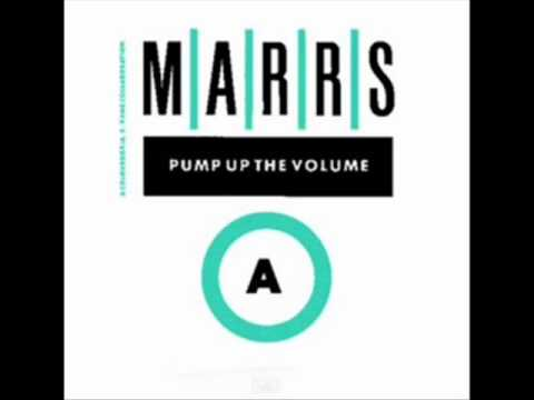 MARRS - Pump Up the Volume (Extended Version)